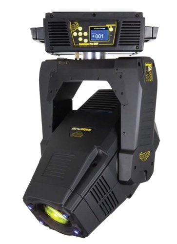 High End Systems SolaSpot Pro CMY 320W LED Moving Head Spot Fixture with Roadcase SOLASPOT-CMY