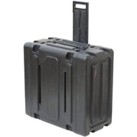 """SKB Cases 3SKB-R04U20W 20"""" Deep 4U Shockmount Rack with Wheels 3SKB-R04U20W"""