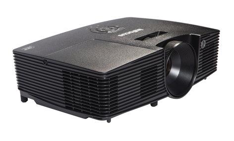 InFocus IN116xv 3400 Lumen WXGA DLP 3D Projector with Manual Zoom Lens IN116XV