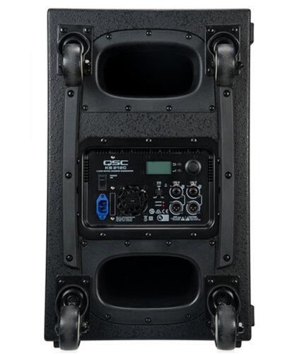 """QSC KS212C 2 x 12"""", 3,600 Watt Active Subwoofer KS212C"""