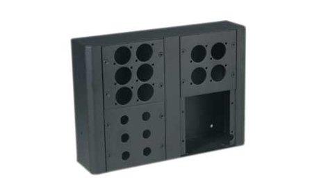 The Light Source MWB6 [RESTOCK ITEM] 6 Panel Modular Wall Box MWB-RST-01