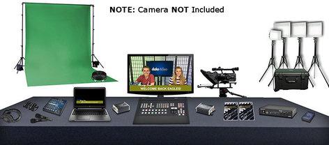Datavideo Corporation EPB-1100  Educator's Video Production Bundle with No Cameras EPB-1100