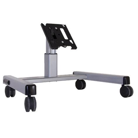 Chief Manufacturing MFQUB Medium Confidence Monitor Cart MFQUB