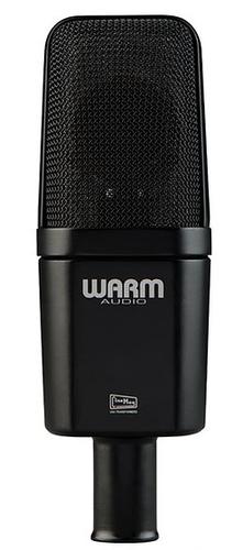 Warm Audio WA-14  Large Diaphragm Brass Capsule Condenser Microphone  WA-14