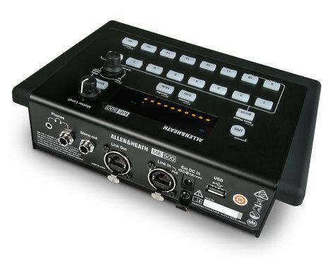 Allen & Heath ME-500 Monitor Mixer, POE Powered ME-500