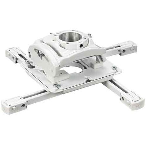 Chief Manufacturing RPMAUW RPA Elite Universal Projector Mount with Keyed Locking, White RPMAUW