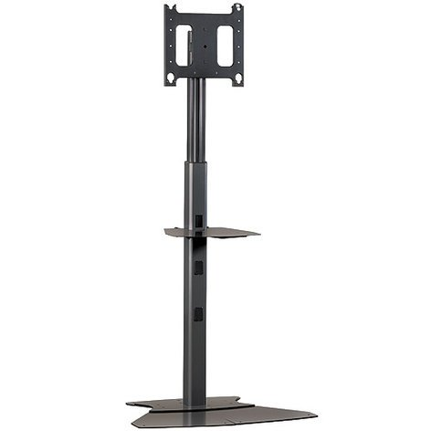 Chief Manufacturing PF1UB Floor Stand Mount for Extra Large Flat Panel Display PF1UB