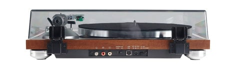 Teac TN-400S 3-Speed Belt Driven Turntable with S-Shaped Tonearm TN-400S