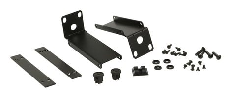 Shure RPW504 Dual Rack Mount Kit for P9T and BLX4R RPW504
