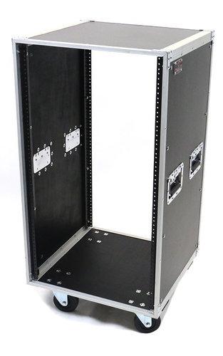Elite Core Audio OSP KD20U 20RU Deluxe Studio Rack with Handles and Casters OSP-KD20U