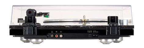 Teac TN-550  2-Speed Turntable with Cartridge, Belt Driven TN-550