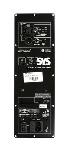 DB Technologies 207011007A FLEXSYS F8 Complete Amp Assembly 207011007A