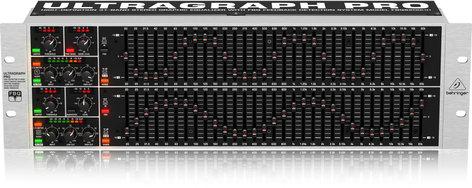 Behringer FBQ6200-ULTRAGRAPH Ultra-Musical EQ with Features FBQ6200-ULTRAGRAPH
