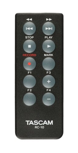 Tascam E01785800A DA-3000 Replacement Remote E01785800A
