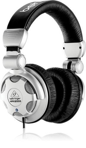 Behringer HPX2000 High-Definition DJ Headphones HPX2000