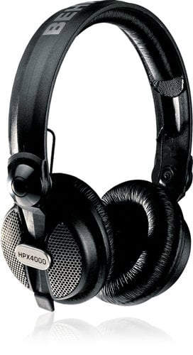 Behringer HPX4000 High-Definition DJ Headphones HPX4000