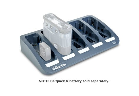 Clear-Com AC60 FreeSpeak II Battery Charger AC60-Clearcom