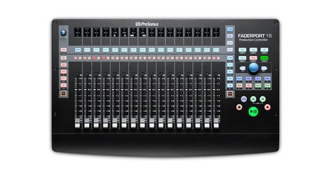 PreSonus FaderPort 16™ DAW Controller with 16 Motorized Faders FADERPORT-16