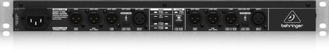 Behringer CX3400 3-Way Stereo/4-Way Mono Crossover with Limiters CX3400