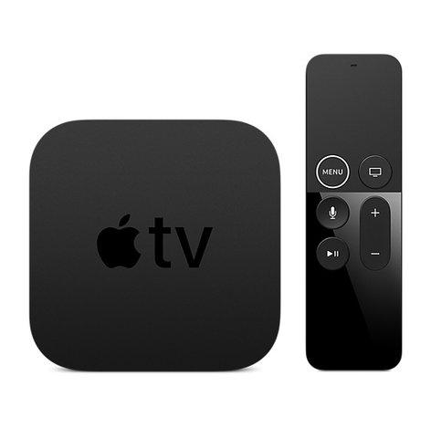 Apple Apple TV 4K 64GB Model [MP7P2LL/A] APPLE-TV-4K-64GB