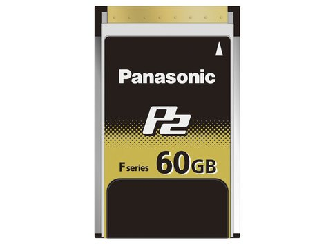 Panasonic AJP2E060FG  60GB, F Series P2 Card AJP2E060FG