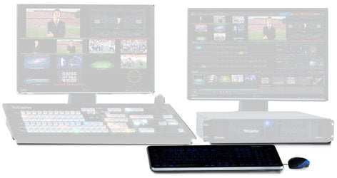 NewTek TriCaster 410 [B-STOCK MODEL] Live Video Production System TRICASTER-410-BSTOCK