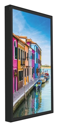 """Peerless Xtreme Outdoor Daylight Readable Display 42"""" Full HD Portrait Outdoor LCD TV in Black CLP-42PLC68-OB"""
