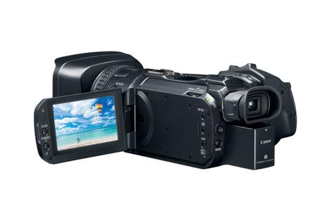 "Canon GX10 A 4K UHD Consumer Camcorder with 1"" CMOS Sensor and 15x Optical Zoom GX10"