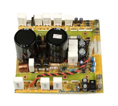 Behringer Q05-00001-02975 BX4500H Output PCB Assembly Q05-00001-02975