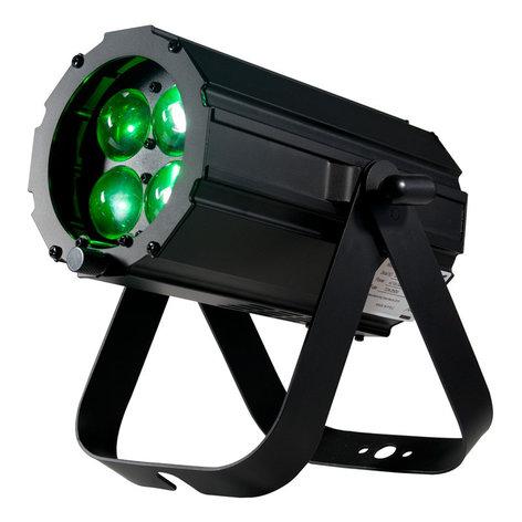 ADJ Par Z4 [RESTOCK ITEM] 4x15W LED PAR with Manual Zoom PAR-Z4-RST-01