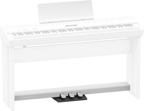 Roland KPD-90 Pedal Unit for FP-90 and FP-60 Digital Pianos KPD-90