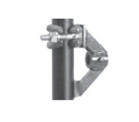 """City Theatrical 200-CITY-THEATRICAL Safer Sidearm, Uses 1/2"""" Pipe 200"""
