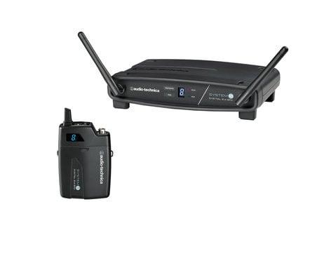 Audio-Technica ATW-1101 System 10 2.4 GHz Digital Wireless Bodypack System ATW-1101