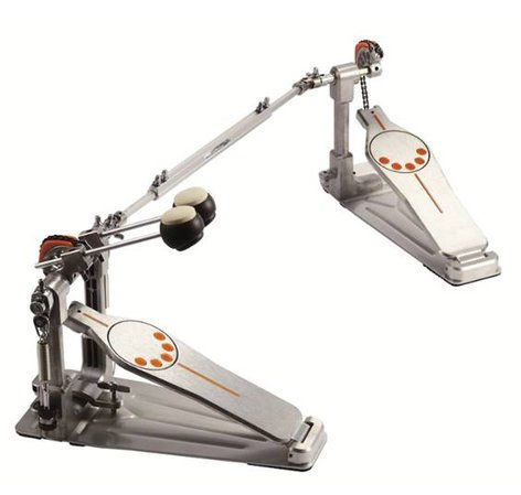 Pearl Drums P-932L Demonator Series Left-Footed Double Bass Drum Pedal P932L