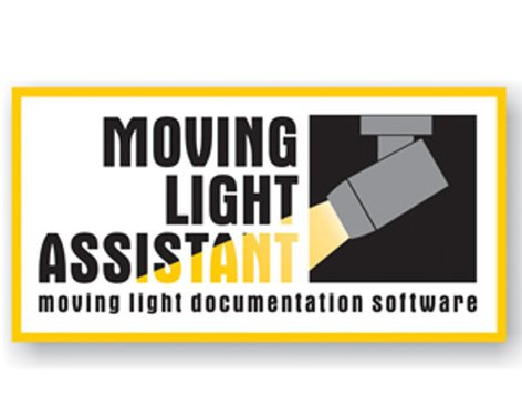 City Theatrical 3665 Moving Light Assistant Software; Institutional Version 3665