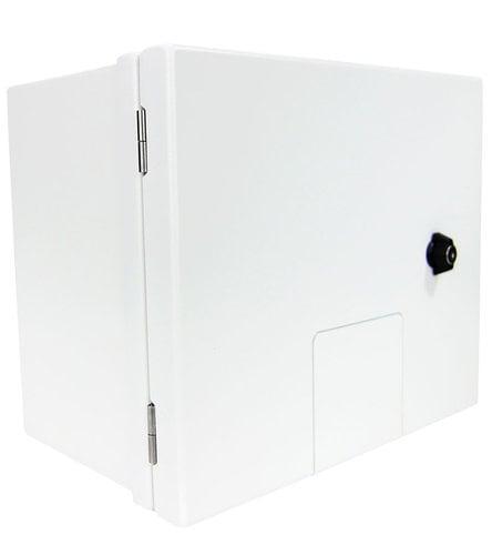 FSR, Inc OWB-500P-SM  Surface Mount Outdoor Wall Box using an FL-500P Back Box OWB-500P-SM