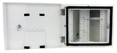 FSR, Inc OWB-500P-SM  Surface Mount Outdoor Wall Box using an FL-500P Back Box OWB-500P-SM