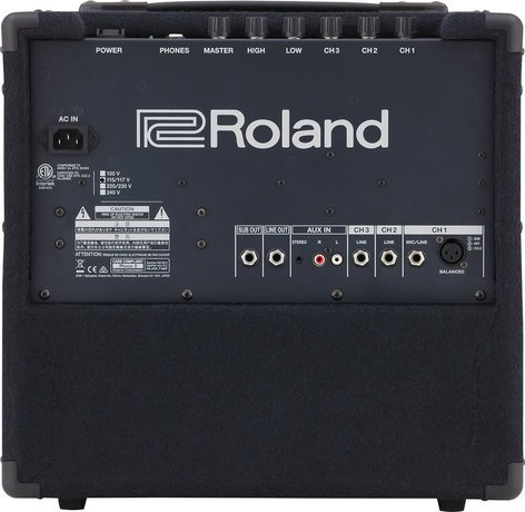 Roland KC-80  50W 3-Ch Mixing Keyboard Amplifier KC-80