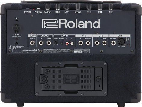 Roland KC-220 Battery Powered Stereo Keyboard Amplifier KC-220