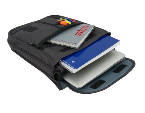 """STM Bags Alley Air Small Laptop Shoulder Bag Up to 13"""" ALLEY-AIR"""