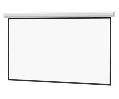 """Da-Lite 79015L 78"""" x 139"""" Cosmopolitan Electrol Matte White Screen with LVC 79015L"""