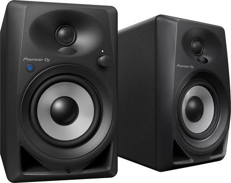 "Pioneer DM-40BT 4DesktopMonitors 4"" Monitors with Bluetooth DM-40BT"
