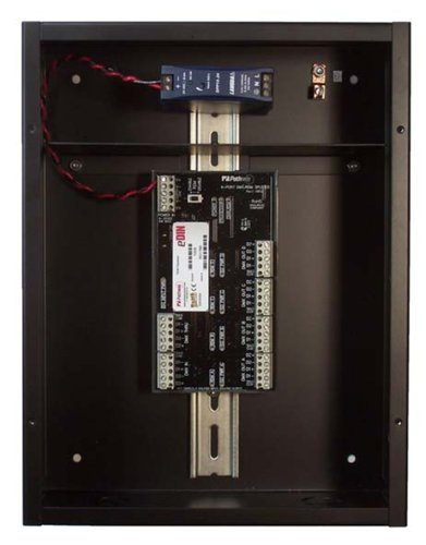 Pathway Connectivity 4813 4-Way eDIN DMX/RDM Installation Repeater P4813