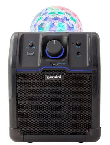 Gemini MPA-500B [B-STOCK MODEL] Bluetooth Rechargeable Party Speaker MPA-500B-BSTOCK