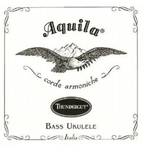 Aquila Strings AQ-TG-5 Aquilla Thundergut Strings for 5-String Bass Ukeleles AQ-TG-5