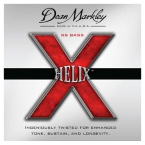 Dean Markley 2615B Medium Helix SS 5-String Bass Strings 2615B-DEAN-MARKLEY