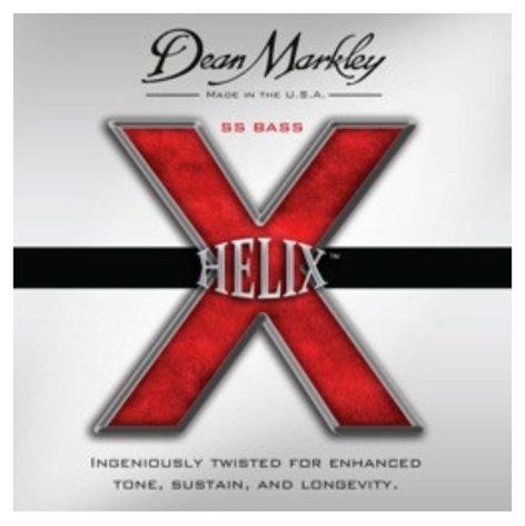 Dean Markley 2613B Light Helix SS 5-String Electric Bass Strings 2613B-DEAN-MARKLEY