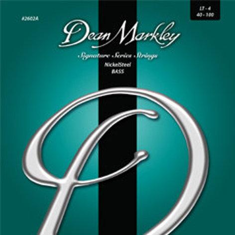 Dean Markley 2602A Light NickelSteel Bass Electric Bass Strings 2602A-DEAN