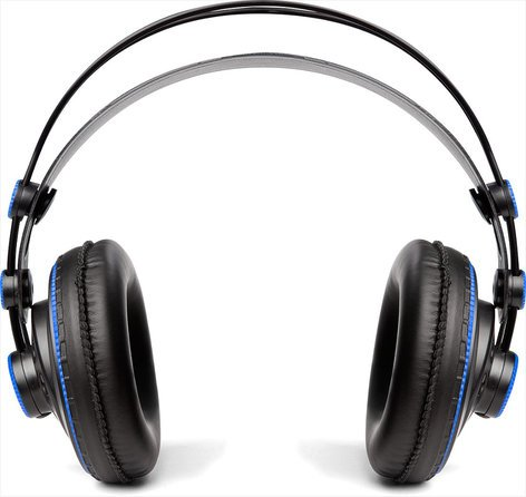 PreSonus HD7-DEMO MODEL Semi-Open Monitoring Headphones with 50mm Drivers and Detachable Cable HD7-DEMO