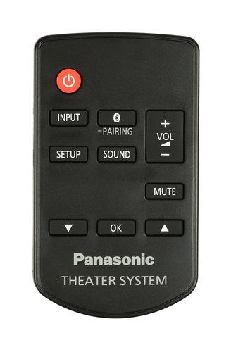 Panasonic N2QAYC000098  SU-HTB580 Replacement Remote Control N2QAYC000098